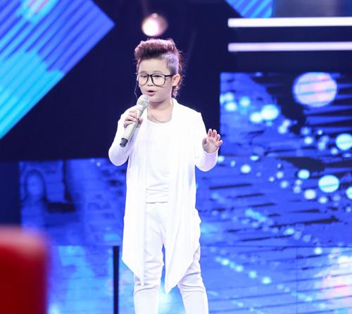 """The Voice Kids tập 1: Đông Nhi """"hốt"""" hết thí sinh xuất sắc - 7"""