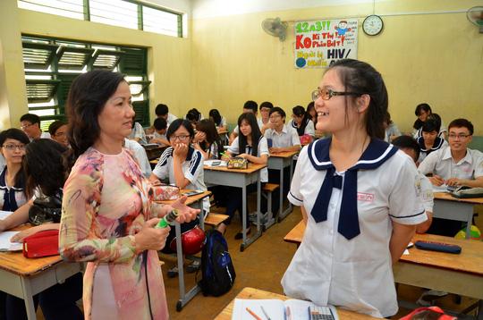 Nghịch lý thi tuyển giáo viên ở TP HCM - 1