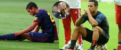 """Man City: Guardiola và nỗi ám ảnh """"thương binh"""" - 1"""