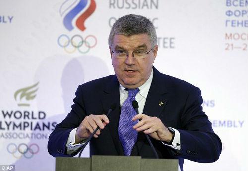 Vụ scandal điền kinh Nga: IOC sẽ ra án phạt nặng nhất - 2