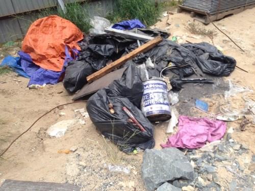 Cận cảnh rác chất đống, cá chết trong Formosa - 4