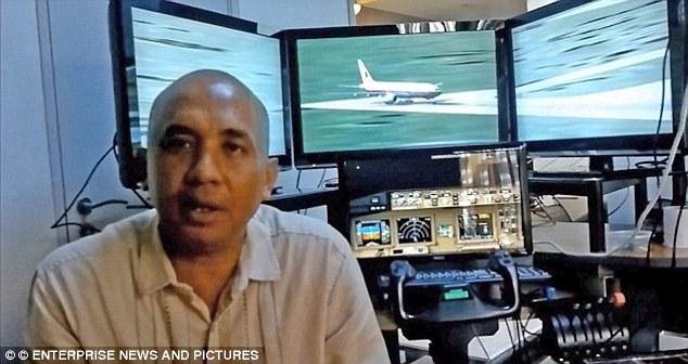 """Phi công MH370 """"tập bay tự sát"""" vài tuần trước thảm họa - 1"""