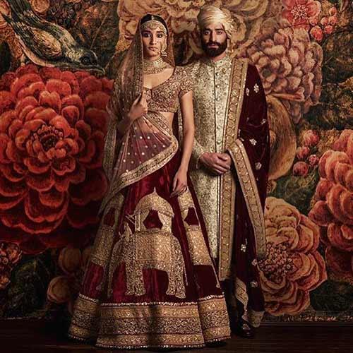 Trang phục cưới lạ mắt của các cặp đôi trên thế giới - 1