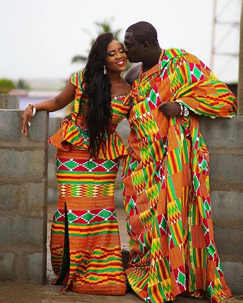 Trang phục cưới lạ mắt của các cặp đôi trên thế giới - 3