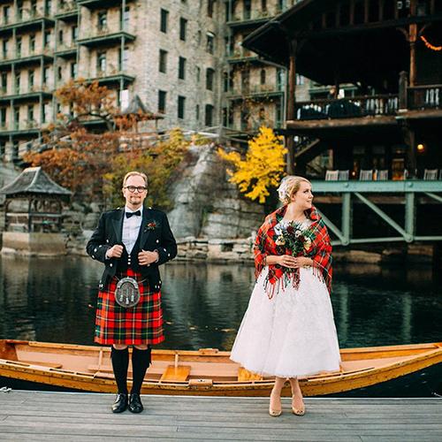 Trang phục cưới lạ mắt của các cặp đôi trên thế giới - 6