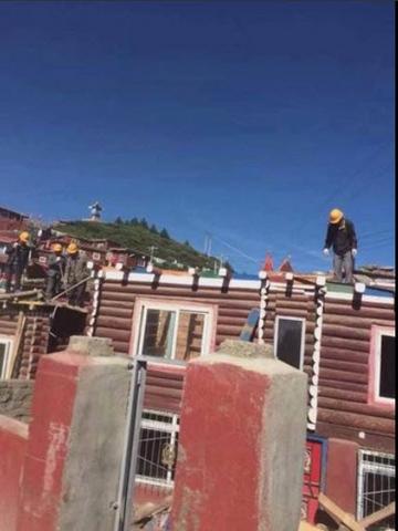 Trung Quốc phá dỡ học viện Phật giáo lớn nhất Tây Tạng - 1