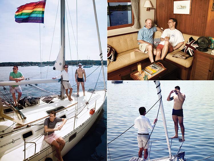 Bí mật về đời sống CLB thủy thủ đồng tính ở Mỹ - 2