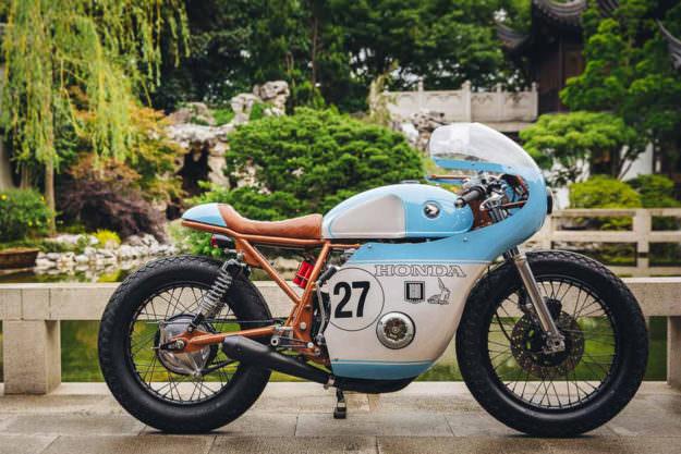 Ngắm Anthony Honda CB550 độ phong cách cafe racer - 3