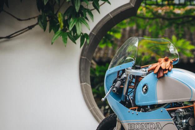 Ngắm Anthony Honda CB550 độ phong cách cafe racer - 4