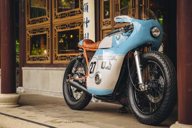 Ngắm Anthony Honda CB550 độ phong cách cafe racer - 7