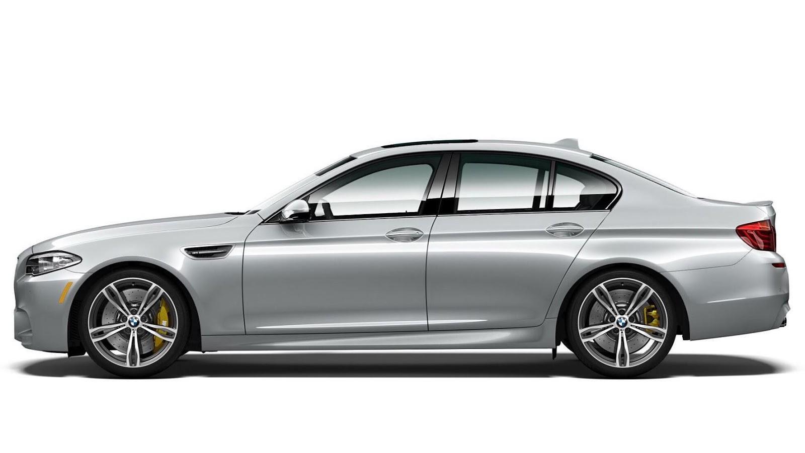 Ra mắt BMW M5 Pure Metal Silver bản giới hạn - 4