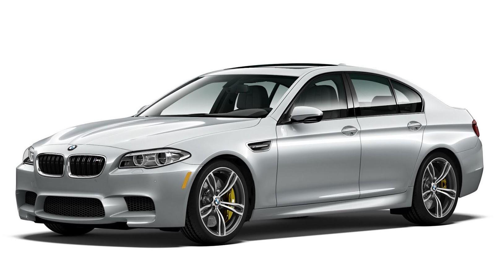 Ra mắt BMW M5 Pure Metal Silver bản giới hạn - 2