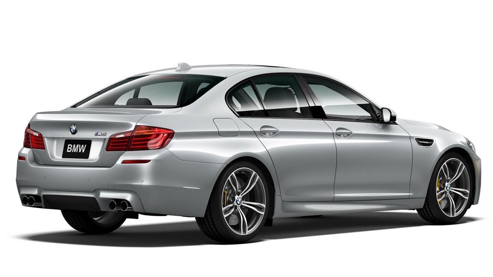 Ra mắt BMW M5 Pure Metal Silver bản giới hạn - 3