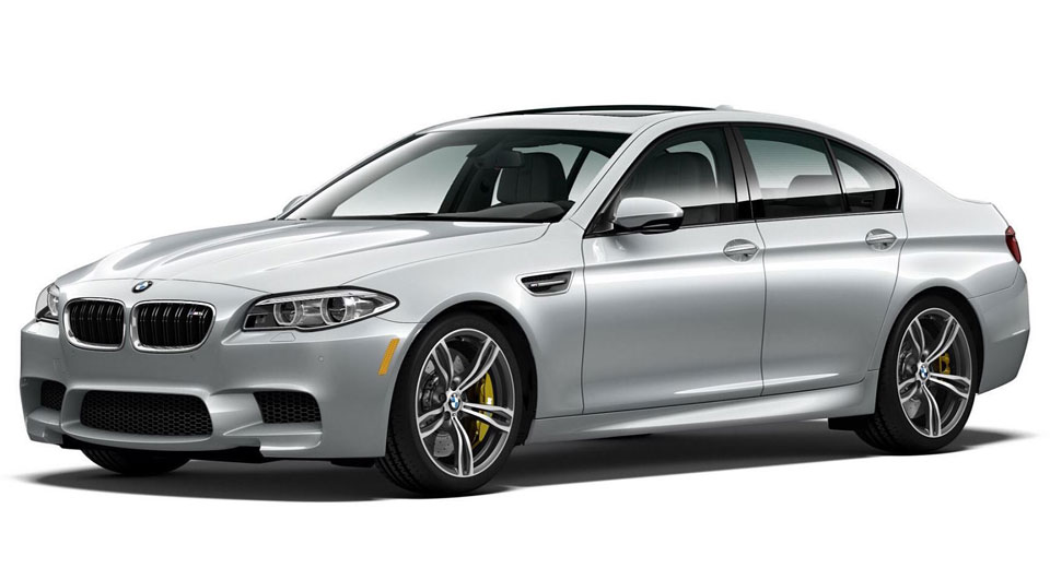 Ra mắt BMW M5 Pure Metal Silver bản giới hạn - 1