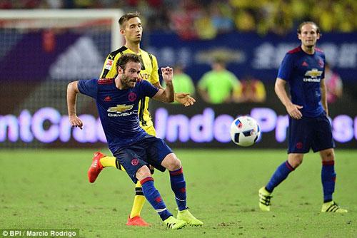 Mourinho thanh lọc MU: 3 chắc chắn đi, 8 bấp bênh - 3