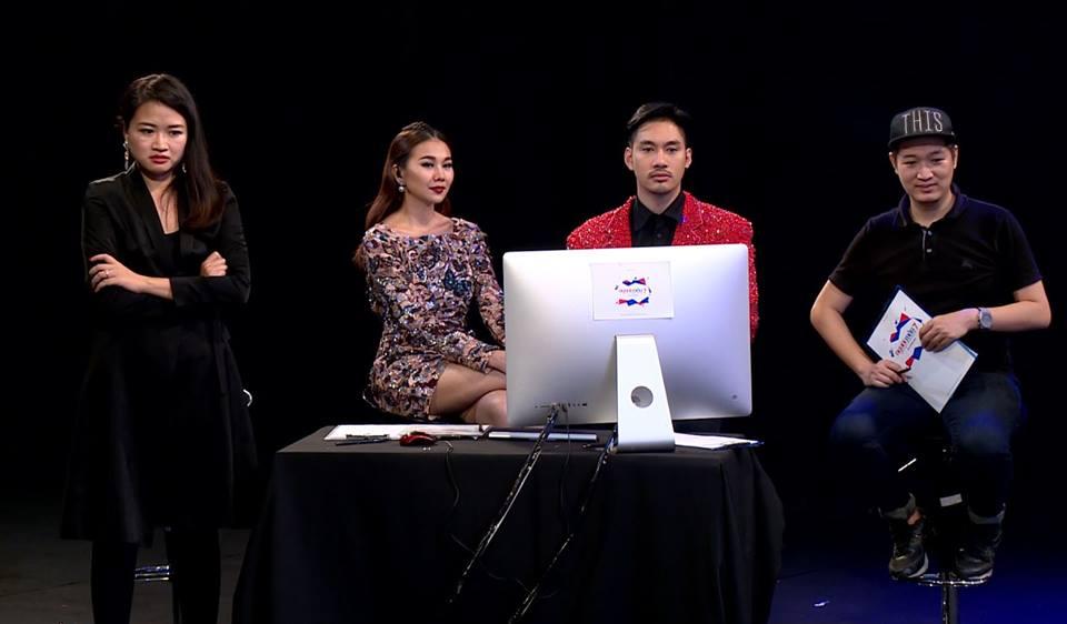 """Thót tim với thử thách """"khó nhằn"""" của Vietnam's Next Top - 1"""