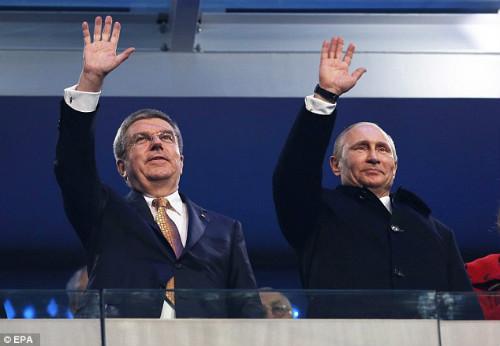 Thể thao Nga ngoạn mục thoát án cấm dự Olympic - 2