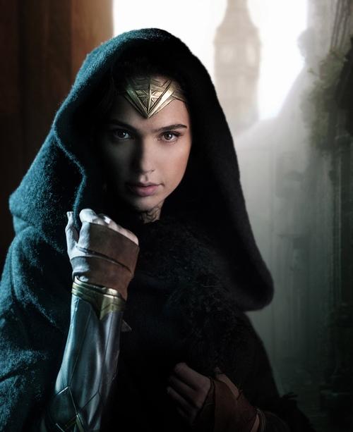 Hoa hậu Do thái đẹp như nữ thần trong phim về Wonder Woman - 1