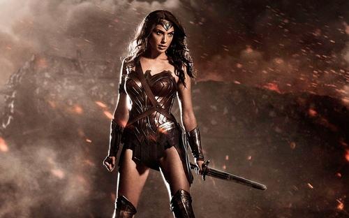 Hoa hậu Do thái đẹp như nữ thần trong phim về Wonder Woman - 2
