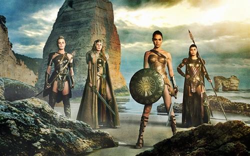 Hoa hậu Do thái đẹp như nữ thần trong phim về Wonder Woman - 3