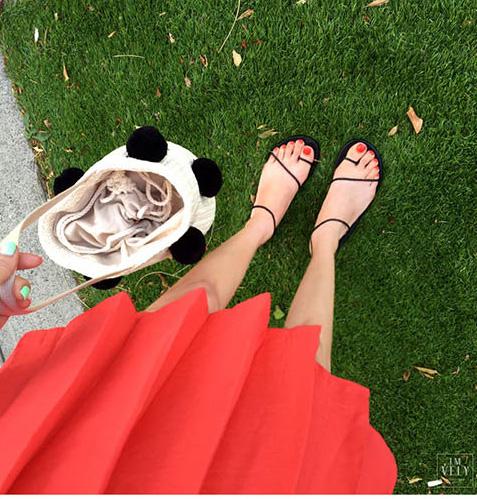 Vì mùa hè là mùa của dép sandal! - 7