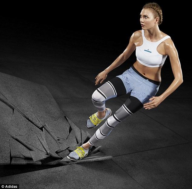 Mẫu nội y cực kỳ ấn tượng với trang phục thể thao - 4