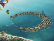 Dự án quốc gia nổi trên đại dương