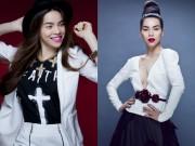 Thời trang - Hà Hồ: Từ thời quê kệch đến giám khảo mốt nhất The Face