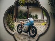 Thế giới xe - Ngắm Anthony Honda CB550 độ phong cách cafe racer
