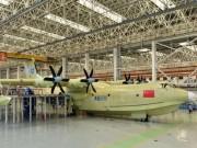 Trung Quốc sản xuất thủy phi cơ lớn nhất thế giới