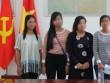 Giải cứu 4 cô gái khỏi quán 'cà phê ôm' ở Campuchia