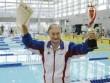Cụ bà 101 tuổi hướng tới kỷ lục bơi lội ở Olympic