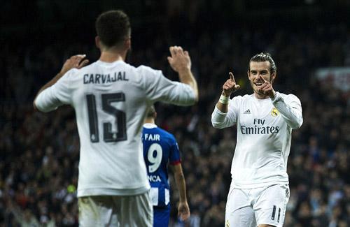 """Chiến lược mới của Real: """"Những Bale và những Carvajal"""" - 2"""