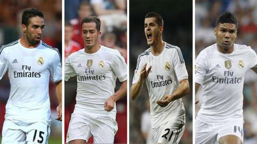"""Chiến lược mới của Real: """"Những Bale và những Carvajal"""" - 1"""