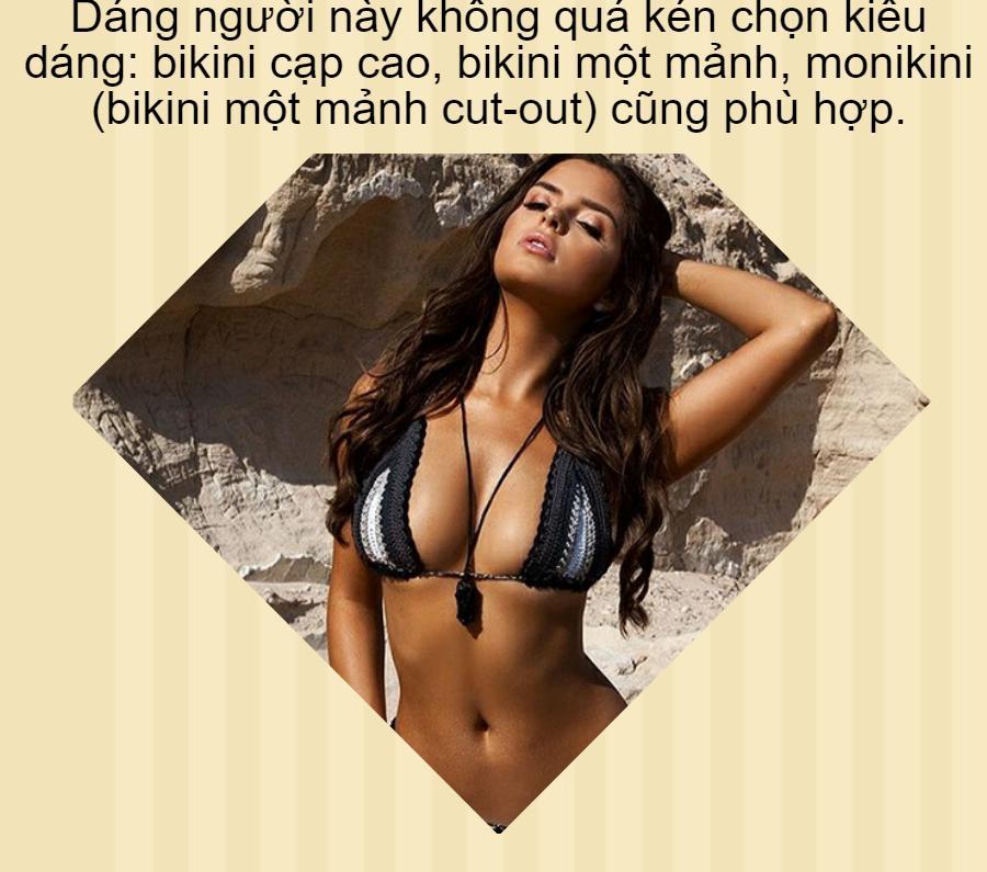 Loại bikini nào giúp eo thon như siêu mẫu? - 4