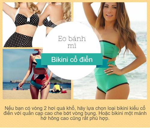 Loại bikini nào giúp eo thon như siêu mẫu? - 12