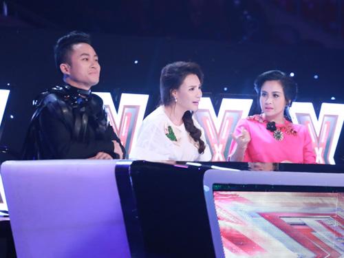 Thanh Lam khó chịu ra mặt với Hương Hồ trên truyền hình - 3