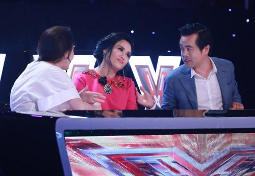 Thanh Lam khó chịu ra mặt với Hương Hồ trên truyền hình - 4