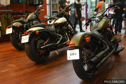 Harley-Davidson tung loạt sản phẩm mới tại Malaysia - 2
