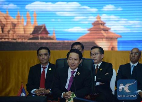Hội nghị Bộ trưởng ASEAN bế tắc vì phán quyết Biển Đông - 2