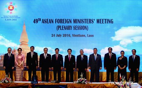 Hội nghị Bộ trưởng ASEAN bế tắc vì phán quyết Biển Đông - 1