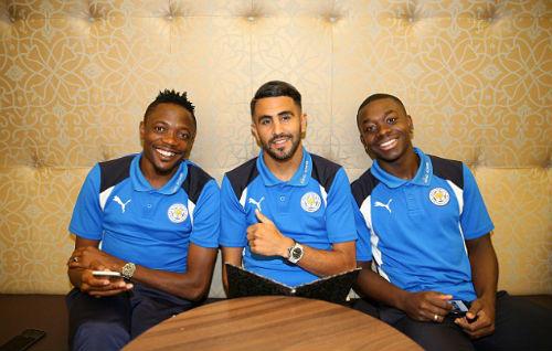 Leicester đến Mỹ: Không CĐV, chỉ có tiếp viên và Beckham - 5