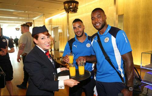 Leicester đến Mỹ: Không CĐV, chỉ có tiếp viên và Beckham - 6