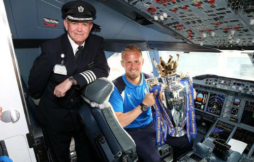 Leicester đến Mỹ: Không CĐV, chỉ có tiếp viên và Beckham - 11