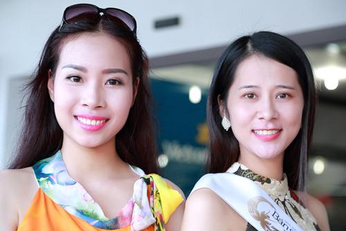 Mỹ nhân lai rạng rỡ dự vòng chung kết HH Bản sắc Việt - 7