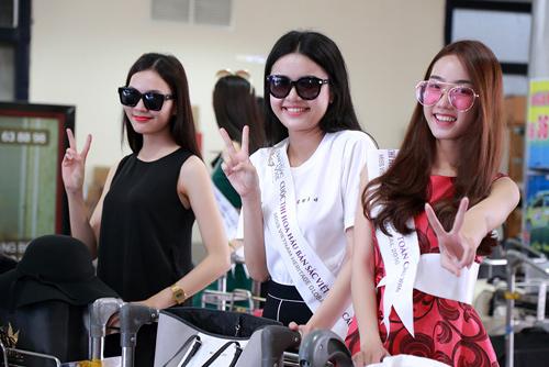 Mỹ nhân lai rạng rỡ dự vòng chung kết HH Bản sắc Việt - 6