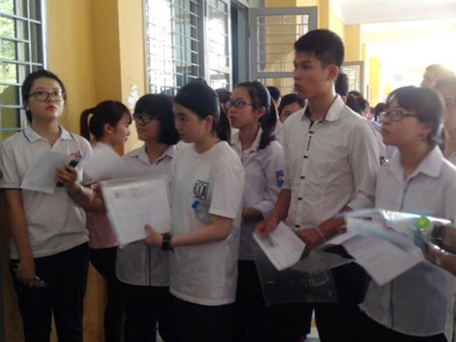 Ngày 28/7, Bộ GD-ĐT dự kiến công bố điểm sàn - 1