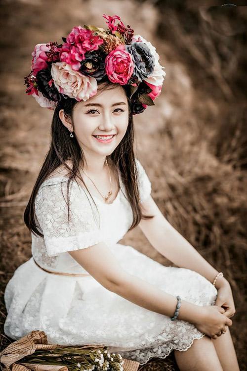 Cô gái xinh như hot girl đạt điểm Sử cao nhất Bạc Liêu - 1