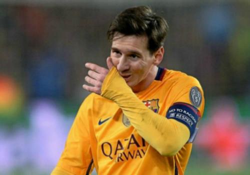 """Kiểu tóc Messi: Từ thư sinh thành """"tay chơi"""" số 1 - 8"""