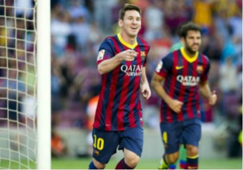 """Kiểu tóc Messi: Từ thư sinh thành """"tay chơi"""" số 1 - 6"""